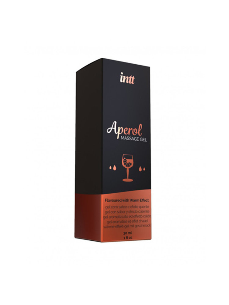 INTT Aperol Warming Massage Gel