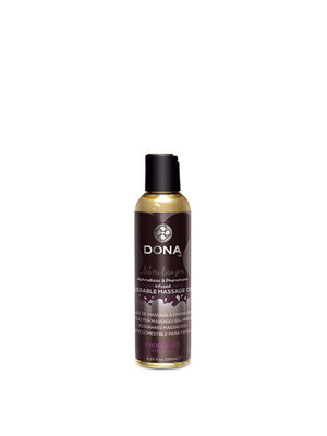 Dona-by-Jo Dona Kissable Massage oil Chocolate