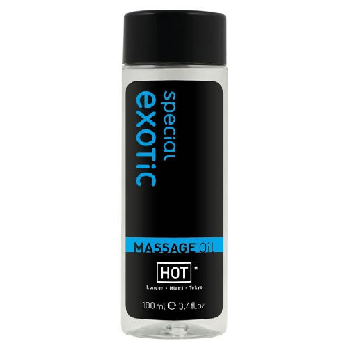 HOT HOT Massage-Öl Exotic 100 ml