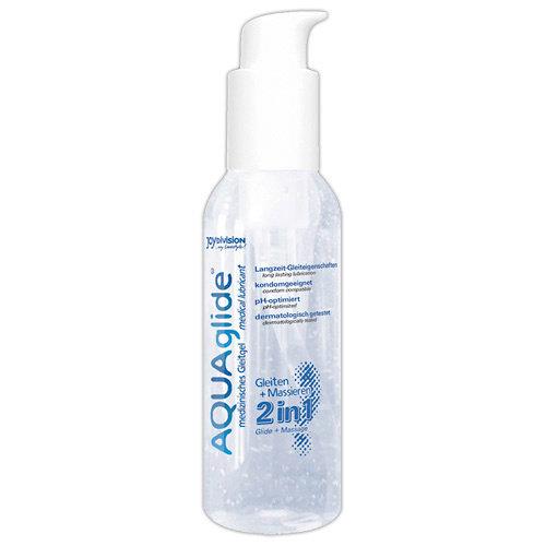 Joydivision Aquaglide 2 in 1 - 125 ml