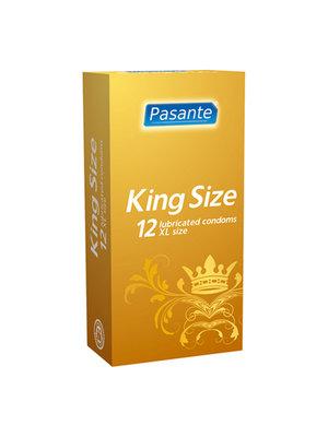 Pasante Pasante King Size Kondome 12 Stück