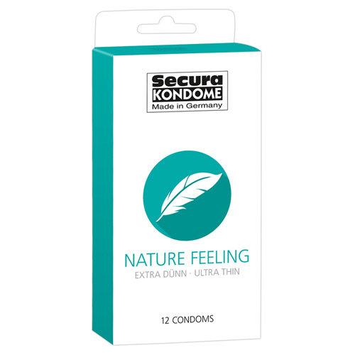 Secura Kondome Nature Feeling Kondome - 12 Stücke