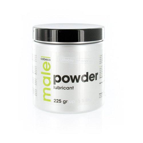 male MALE - Powder Lubricant (250ml)