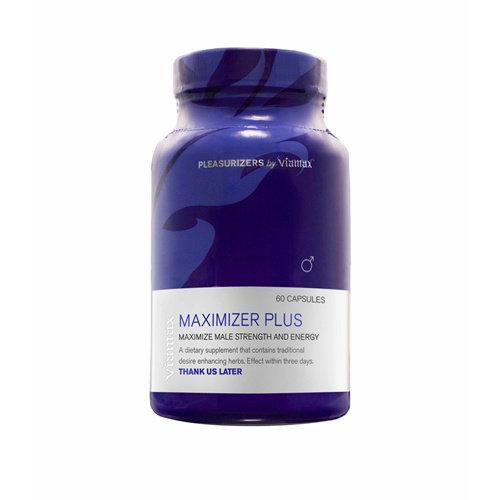 VIAMAX Viamax Maximizer Plus - 60 Kapseln