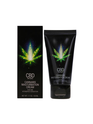 Pharmquests CBD Cannabis Masturbation Cream für Ihn - 50 ml