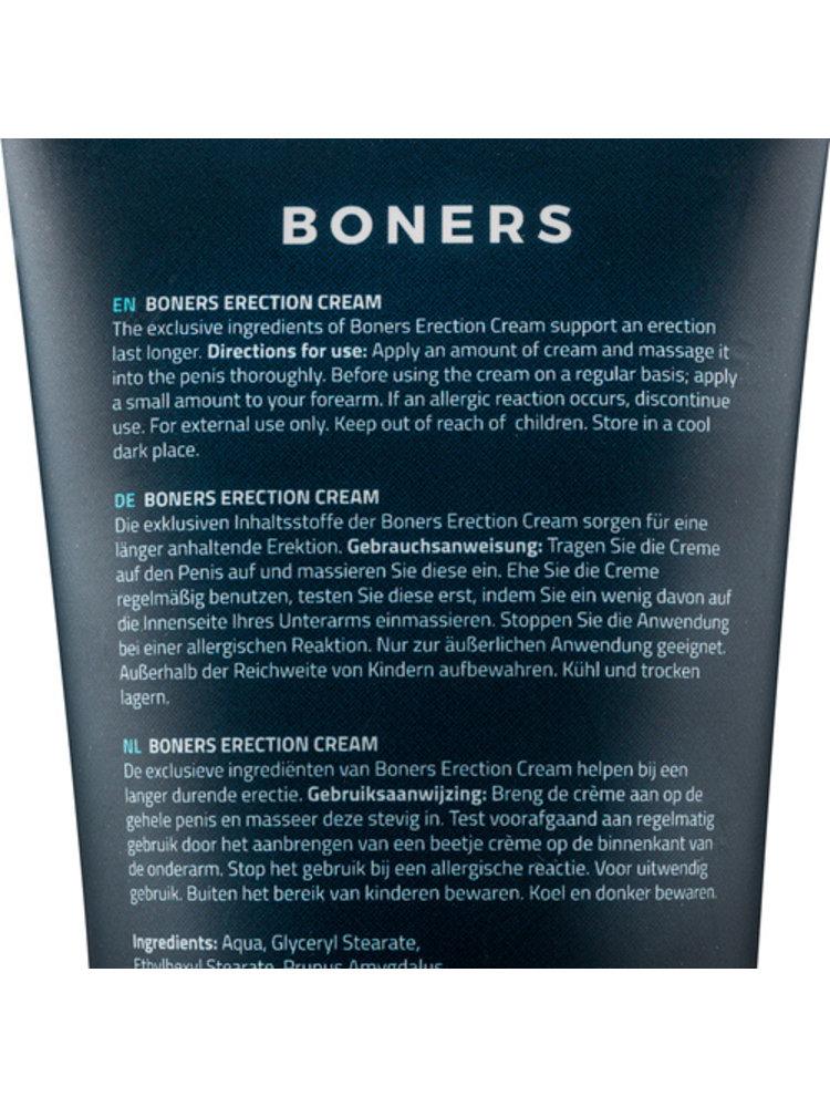 Boners Boners Erektionscreme