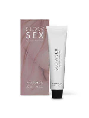 Slow Sex Analspiel Gel - 30 ml