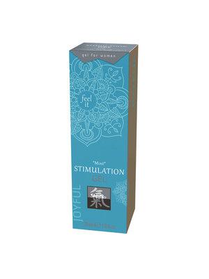 Shiatsu Stimulationsgel - Minze