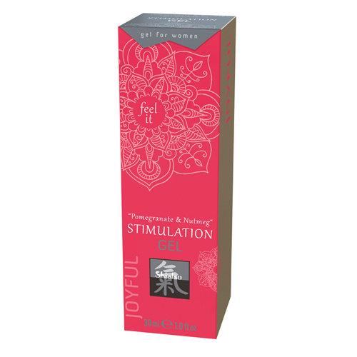 Shiatsu Stimulationsgel - Granatapfel und Muskat