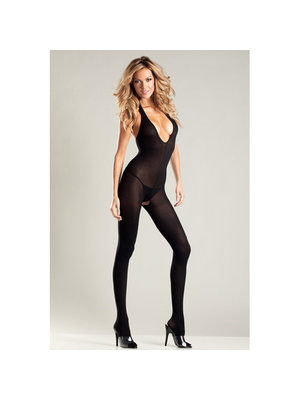 Be Wicked Ouvert Bodystocking mit Neckholder