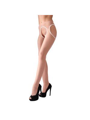 Cottelli Collection Sex-Strumpfhose haut