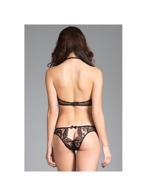 Be Wicked Demi Dessous Set