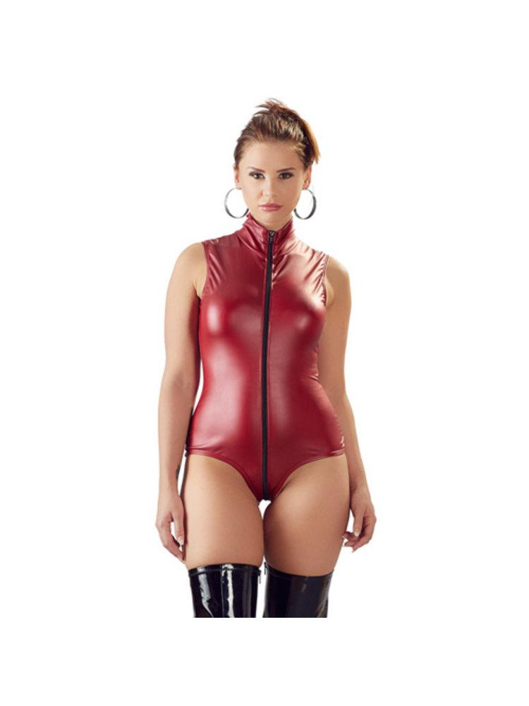 Cottelli Collection Body mit 2-Wege-Reißverschluss