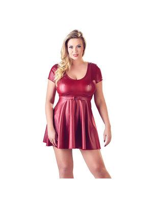 Cottelli Collection Kleid mit Zierschnalle