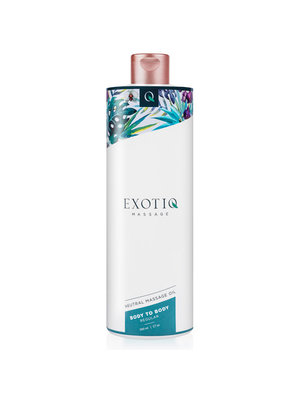 Exotiq Exotiq Body To Body Körperöl - 500 ml