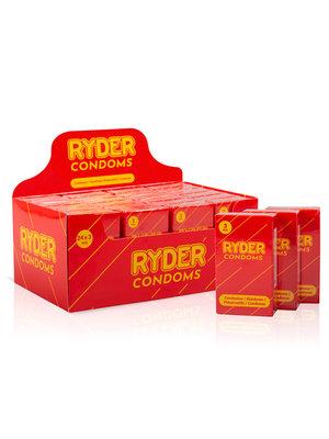Ryder Ryder Condooms - 24 x 3 Stück