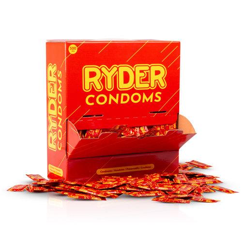 Ryder Ryder Kondome - 500 Stück