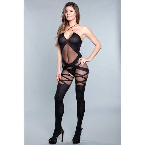 Be Wicked In Your Bed Bodystocking