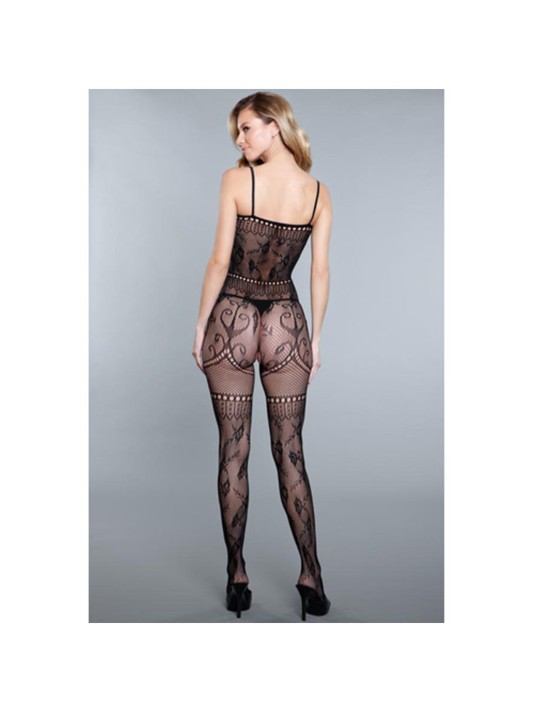 Be Wicked Bad As Ever BodyStocking
