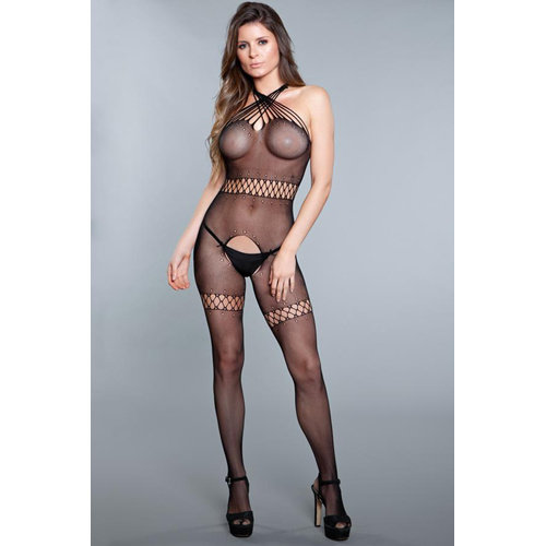 Be Wicked Intoxicating Love Bodystocking