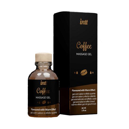 INTT Massagegel - Kaffee
