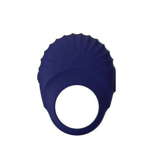 Blue Evolution Blue Evolution Pallas vibrierenden Penisring