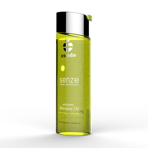 Swede Arousing Massageöl - 150 ml