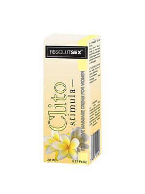Ruf Clito Stimula Gel für Frauen, 25 ml