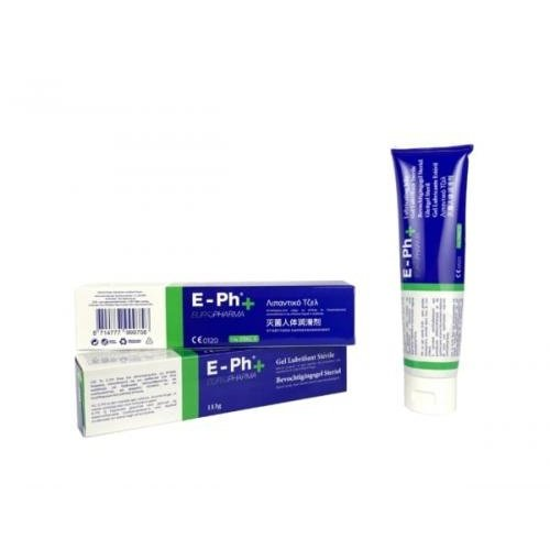 Asha International Europharma E-PH+ Steriles Gleitmittel