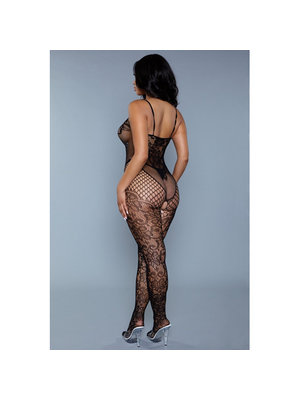 Be Wicked Can't Get Enough Bodystocking