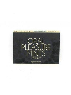 Bijoux Indiscrets Oral Pleasure Mints - Pfefferminze