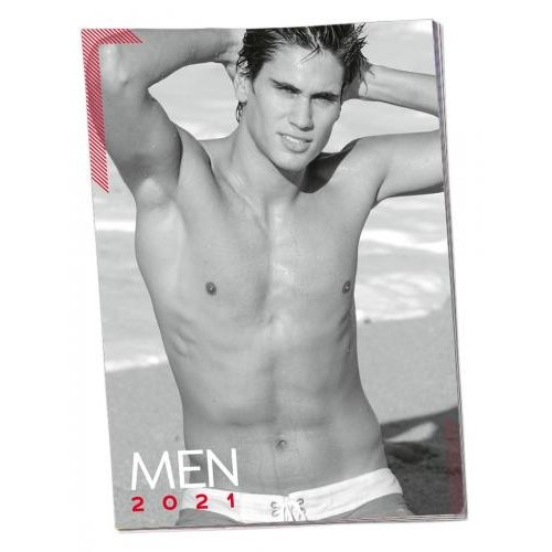 You2Toys Pin-up-Kalender Soft Men 2021