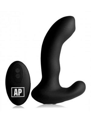 Alpha-Pro P-Massage Prostata-Vibrator mit beweglicher Perle