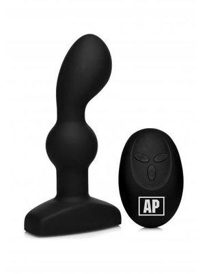 Alpha-Pro P-Spin Prostata-Vibrator mit rotierenden Perlen