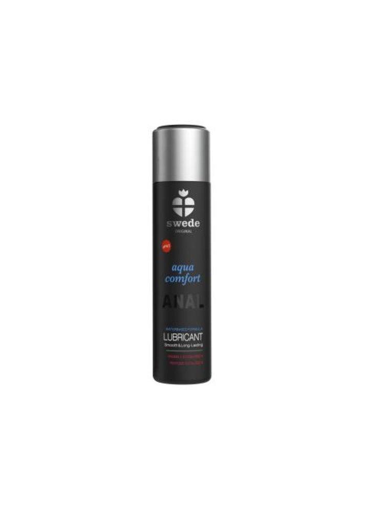 Swede Aqua Comfort Anal-Gleitmittel auf Wasserbasis - 60 ml