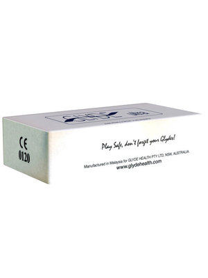 GLYDE Glyde Ultra Natural - 100 Kondome