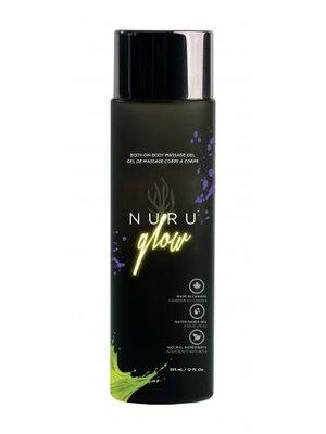 Nuru Play Nuru Glow Body2Body Massagegel – 335 ml