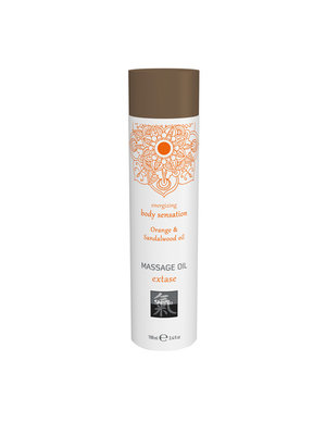 Shiatsu Massageöl Extase - Orange und Sandelholz