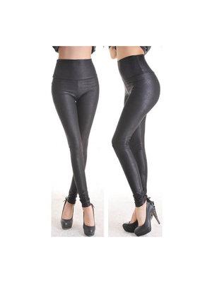 Sexy Kleidung Leggings in Schwarz