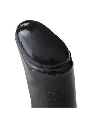 All Black All Black realistischer Dildo schwarz - Extra klein