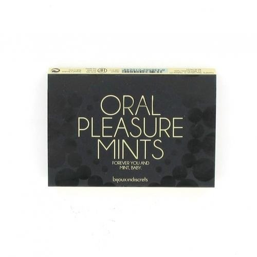 Bijoux Indiscrets Oral Pleasure Mints - Pfefferminze