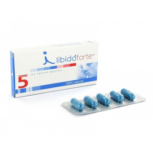 Libido Forte - 5 Kapseln