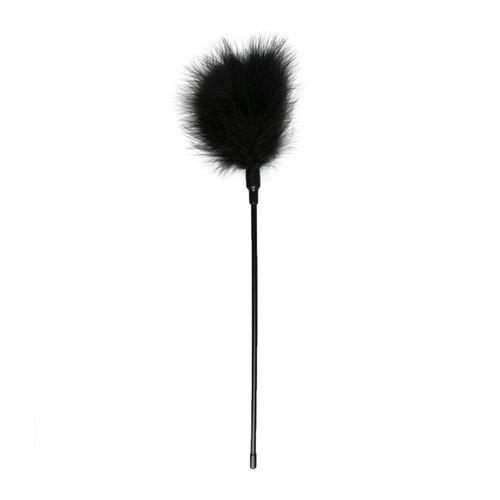 Easytoys Fetish Collection Black Tickler - Lang