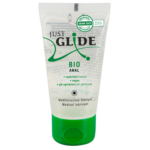 Just Glide Just Glide Bio Anal Gleitgel - 50 ml