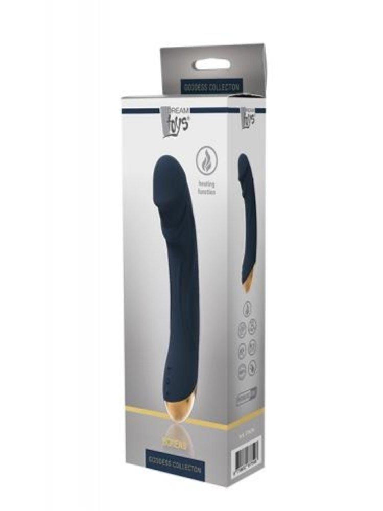 Goddess Collection Boreas wärmender G-Punkt Vibrator