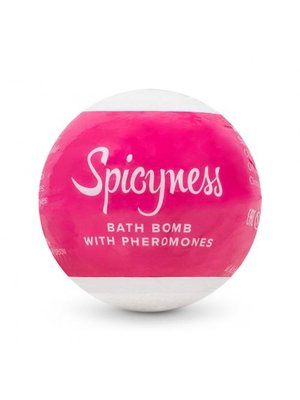 Obsessive Badebombe mit Pheromonen - Spicy