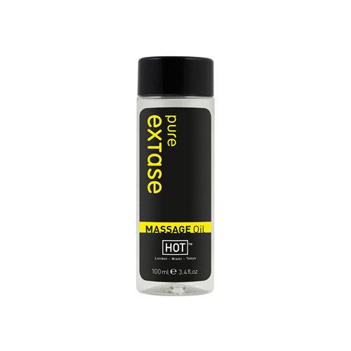 HOT HOT Massageöl - Pure Extase