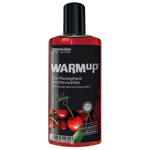 Joydivision Warm-Up Massageöl Kirsche