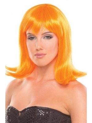 Be Wicked Wigs Puppenperücke - Orange