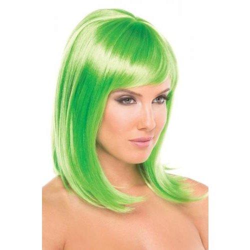 Be Wicked Wigs Puppenperücke- Grün